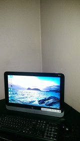 HP All in one19.45 touch screen PC in Fort Rucker, Alabama