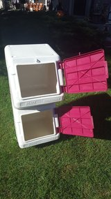 Pet storage bins in Lockport, Illinois