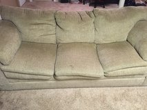 Free couch need to go ASAP today in Fort Campbell, Kentucky