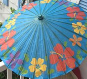 PAINTED PAPER UMBRELLA in Norfolk, Virginia