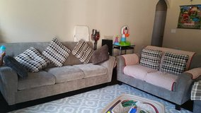 Ashley sofa and love seat  set in Fort Campbell, Kentucky