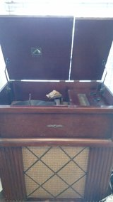 Victrola turntable/radio in Beaufort, South Carolina