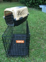 pet carry cage in Moody AFB, Georgia