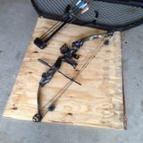 PSE Compound Bow-Fire Flight in Houston, Texas