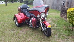 2012 Harley Davidson Triglide touring package in Perry, Georgia