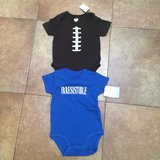 2 Boys Onsies New size 6-12 m in Naperville, Illinois