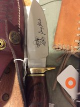 Goerge strait signature series Buck knife in Beaumont, Texas