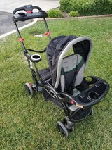 Sit to stand stroller in Fairfield, California