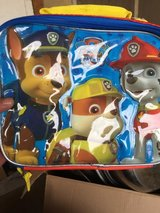Paw patrol lunchbox in Fort Bliss, Texas