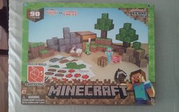 Minecraft overworld deluxe pack in Conroe, Texas