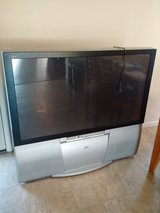 "55"" JVC Rear Projection Flat Screen in Fort Leonard Wood, Missouri"