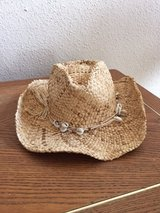 Does your scarecrow need a Straw  Hat in Kingwood, Texas