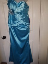 Ball gown / formal dress NEW WITH TAGS! in Camp Pendleton, California