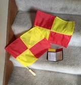 Referee Flags and Cards - Soccer in Kingwood, Texas