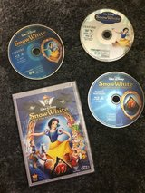 SNOW WHITE and the seven dwarfs BLUE RAY in Naperville, Illinois