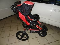 Baby Jogger Summit 360 Jogging Stroller in San Antonio, Texas