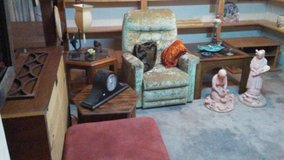 Tables,chairs, Lamps, ect. in Alamogordo, New Mexico