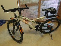 Adult Mountain bike with disc brakes in Okinawa, Japan