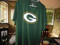 Nike Greeen Bay Packer shirt xl in Algonquin, Illinois