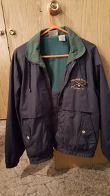 Jacket in Fort Lewis, Washington