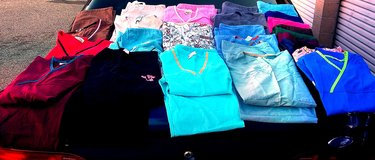 12-Medical Urban Scrub Outfits plus 7-Pants & 4-Shirts in Vacaville, California