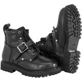 River Road Cross Roads Motorcycle Boots Size 7 New Never Worn in Fort Leonard Wood, Missouri