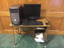 Dell Dimension 4600, Dell Screen, Keyboard, mouse in Houston, Texas