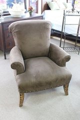 Brown Accent Chair (999) in Camp Lejeune, North Carolina