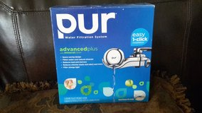 Pur water filtration system new in Alamogordo, New Mexico