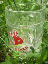 8 Original Parkbrau Beermugs in Ramstein, Germany