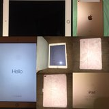 iPad Air 2 128gb GOLD Wifi&Cell LIKE NEW! in Fort Rucker, Alabama