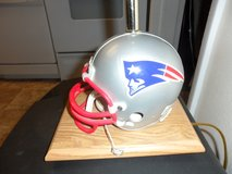 New England Patriots Helmet Lamp in Tyndall AFB, Florida