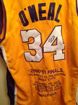 Shaquille O'neal Shaq Lakers Jersey (RARE, 100% Authentic) - *NEW* in Tyndall AFB, Florida