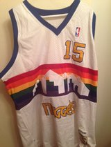 CARMELO ANTHONY Denver Nuggets #15 Mitchell & Ness Hardwood Classic - *NEW* in Tyndall AFB, Florida