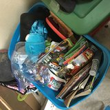 Big Tote of Toys & Books in Conroe, Texas