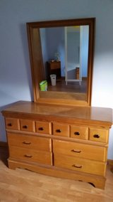 Dresser with mirror Price reduction!!!! in Aurora, Illinois