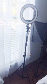 Dimmable Ring Light 14' in Kingwood, Texas