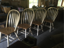 Chairs in Hinesville, Georgia