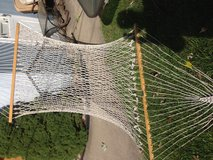 rope hammock in Joliet, Illinois