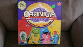 Cranium Game in 29 Palms, California