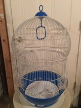 Bird cage in Lockport, Illinois