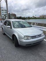 Volkswagen Golf lV in Okinawa, Japan