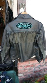 Leather Jacket & Chaps in 29 Palms, California