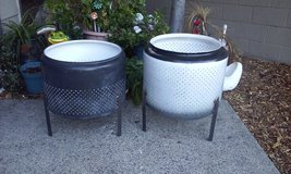 FIRE PITS (WELDED LEGS) in Camp Pendleton, California