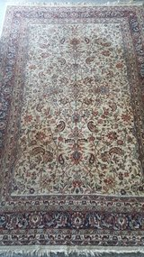 Indian Original 60 years old rug in Ramstein, Germany