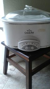 Crockpot in Fort Bliss, Texas