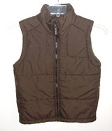 Columb1a Boys Medium 10/12 Dark Brown Puffer Vest in Morris, Illinois