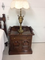 Bedside tables-Ethan Allen Old Tavern collection (x2) in Kingwood, Texas