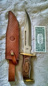 Bowie knife in Alamogordo, New Mexico