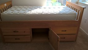 2 full sized captain beds in Gloucester Point, Virginia